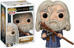 Funko Pop! Gandalf Lord of the Rings Figure Official Hobbit #443