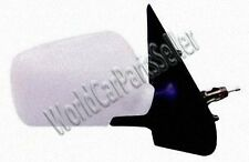 VW POLO Classic Variant 1995-1999 Manual Side Mirror primed convex RIGHT
