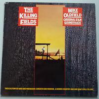 Mike Oldfield - The Killing Fields Soundtrack Vinyl LP UK 1st Press V2328 EX+/NM