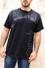 I Metallica 1991 vintage in metallo Uomo Nero T-SHIRT XXL FRUIT OF THE LOOM UFFICIALE 2013