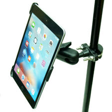 Dedicated Secure Music Microphone Stand Mount for iPad Mini 4