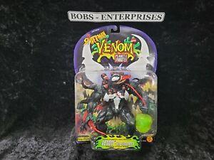 Marvel Comics Spider-Man Venom the Madness Action Figure Toy Biz No. 47240  VEN