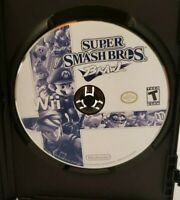 Super Smash Bros. Brawl (Wii, 2008) GAME DISC ONLY! TESTED! NINTENDO WII