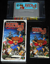WONDER PROJECT J Super Nintendo SNES Famicom Versione Giapponese NTSC ○ COMPLETO