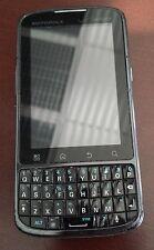 MOTOROLA DROID PRO XT610 BLACK SMARTPHONE ANDROID VERIZON