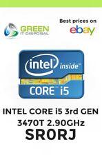Intel Core 3rd Gen i5-3470T 2.90 GHz processeur CPU SR0RJ