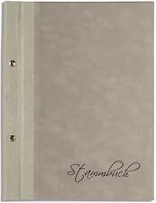 A4 Stammbuch der Familie -Koza-, Leder,  Familienstammbuch, Stammbücher, DIN A4
