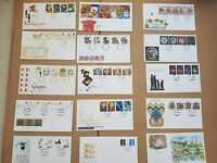 Huge Selection of NEW Royal Mail First Day Covers - Unstamped - 53 Variations!