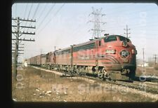 Duplicate Slide LV Lehigh Valley Old Paint F7A 562 & 3 Action