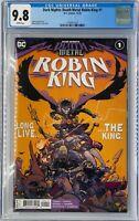 Dark Nights: Death Metal Robin King #1 | Rossmo Cover | CGC 9.8
