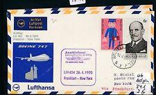96057) LH FF Frankfurt-New York 26.4.70, sou a partir de Bélgica