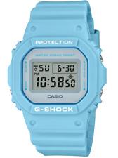 *BRAND NEW* Casio G-Shock Women's PALE SQAURE Blue Watch DW5600SC-2CR