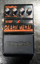 Digitech Death Metal Pedal Good Condition.