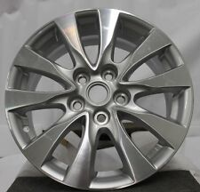 NEW TAKE OFFS BUICK LACROSSE 4113 17x7 SILVER WITH MACHINED SPOKES OEM FACTORY