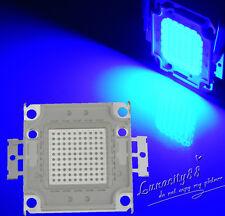 100W Wattage Chips Blue High Power LED Light SMD Aquarium For Flood Light DIY