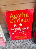 Es begab sich aber..., von Agatha Christie