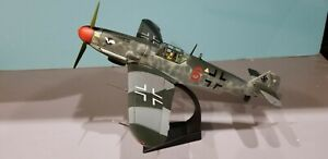 "CORGI (AA34901) LUFTWAFFE BF-109G ""ARNOLD DORING"" 1:32 SCALE DIECAST METAL MODEL"
