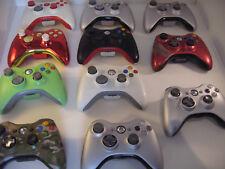 Microsoft Xbox 360 oficial Controlador Inalámbrico/Pad-raro/Ltd Ed Colores
