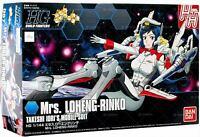 GUNDAM 1/144 LR-01 Mrs. Loheng-rinko Tkeshi Iori's Model Kit HGBF # 067 Bandai