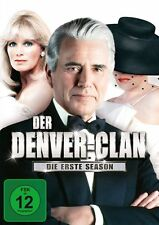 4 DVDs *  DER DENVER-CLAN - KOMPLETT SEASON / STAFFEL 1 - MB  # NEU OVP +