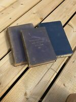 Lot Of Three Manual Of Seamanship, For Boys And Seamen 1904, 1908, 1937, Antique