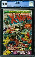 X-Men 95 CGC 9.0 - OW/W Pages
