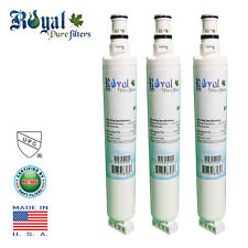 Replacement Whirlpool 4396701 46-9915 Refrigerator Water Filter RPF-4396701 3PcK