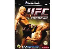 # UFC: Throwdown (allemand) Nintendo GameCube/GC JEU-TOP #