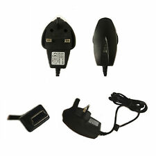 UK Mains HOUSE HOME TRAVEL WALL Charger For Mio Moov M410 M610 Spirit 485 AC