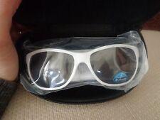 Columbia Kaliope Polarized Sunglasses - White/Blue/Black - Carry Case