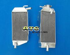 L&R Aluminum radiator Honda CRF450 CRF450R 09 10 11
