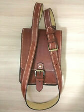 Men's leather bag (tablet).