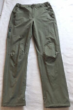Aigle Komfort Funktions- Trekking Hose, Army, Gr. 38