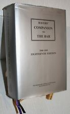 Havers Companion to The Bar-2008 - 2009 Patti Havers - .VGood - Hardcover