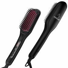 Coolkesi Hair Straightening Brush Model S1119 New/open Box