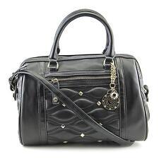 Versace Jeans Couture E1VMBBB4 Women Black Satchel