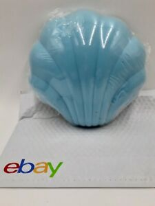 ikea smila snacka wall lap Blue Sea Shell WALL LIGHT