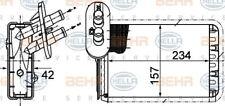8FH 351 313-451 HELLA Heat Exchanger  interior heating