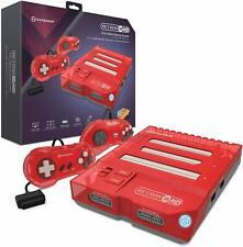 Hyperkin RetroN 3 HD Console for NES, SNES,Super Famicom, Genesis/Mega Drive Red
