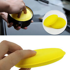 12Pcs Useful Waxing Polish Foam Sponge Cleaning Wax Applicator Pads Glass Car
