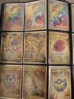 Sword And Shield Base Set And Rebel Clash Pokemon 50 Card GUARANTEED 1 Pokemon V