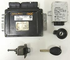 Original Usado Mini ecus + lockset para R50 uno 1.6 I 2002 W10 Manual - 7520019 # 3