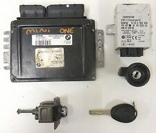 Genuine Used MINI ECU + Lockset for R50 One 1.6i 2002 W10 Manual - 7520019 #3