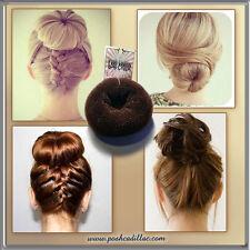 Many Hairstyles Hair Ballerina Bun Styler Professional Looking Styles