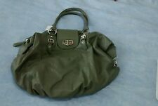 "PRIMARK ""Atmosphere"" Ladies Khaki Handbag Hold-all Style BNWT"