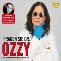 OZZY OSBOURNE: FRAGEN SIE DR. OZZY 2 CD HÖRBUCH NEU