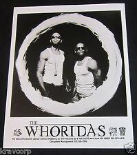 THE WHORIDAS—1999 PUBLICITY PHOTO