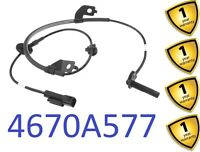 Mitsubishi Lancer EVO Evolution 2.0 2007-14  Front Left ABS Sensor 4670A577