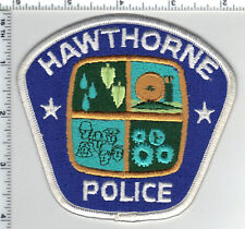Hawthorne Police (California) Shoulder Patch - new from the 1980's