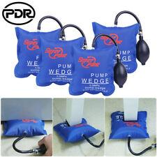 4Pcs Car Air Pump Wedge Inflatable Car Door Window Shim Auto Furniture Enty Tool